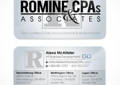 Romine CPA's & Associates