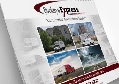 Buckeye Express Logistics Calendar