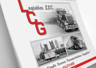 LCG Logistics Calendar