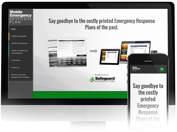 Original Mobile Emergency Response Plan Site