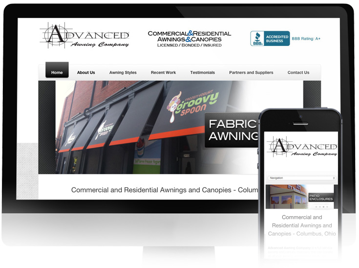 Advanced Awning Company - In Transit Studios