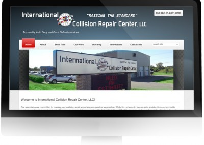 International Collision Repair Center