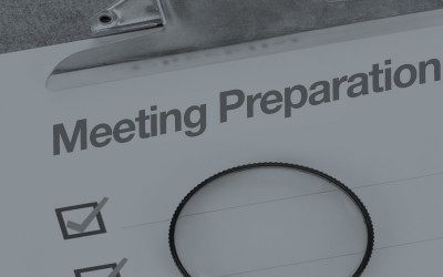 Preparing for a Successful Meeting