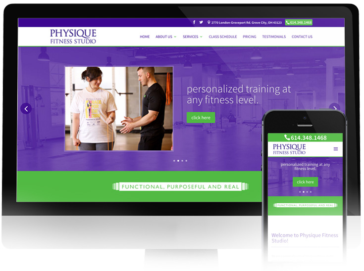 Physique Fitness Studio