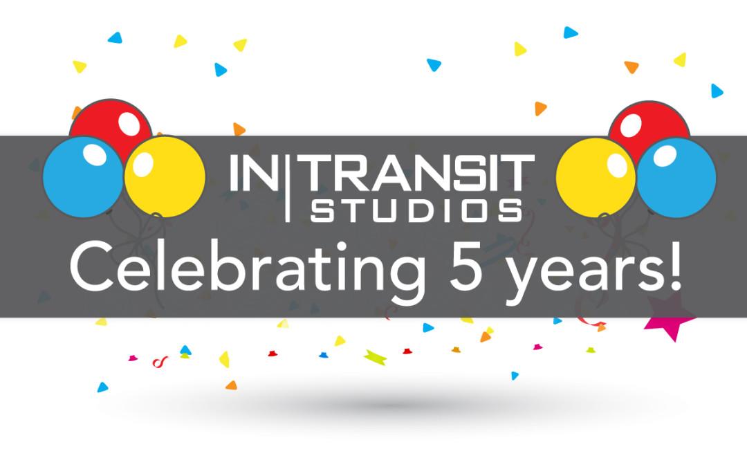 In Transit Studios Celebrating 5 Years