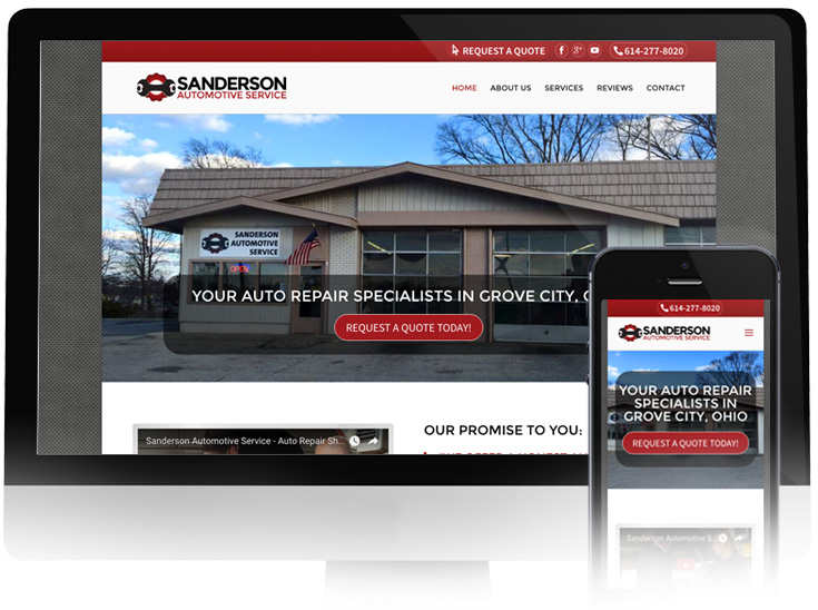 Sanderson Automotive Service