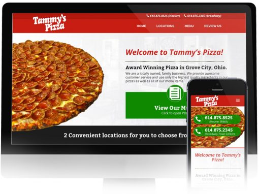 Tammy's Pizza