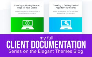 My Full Client Documentation Series