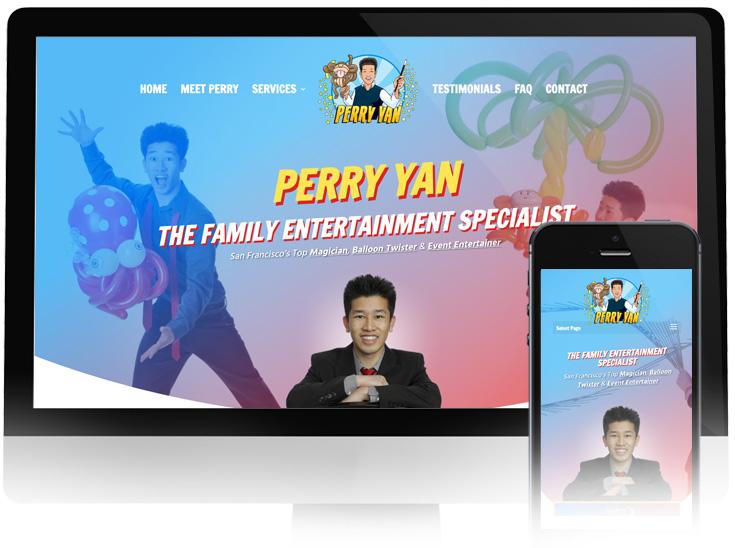 Perry Yan