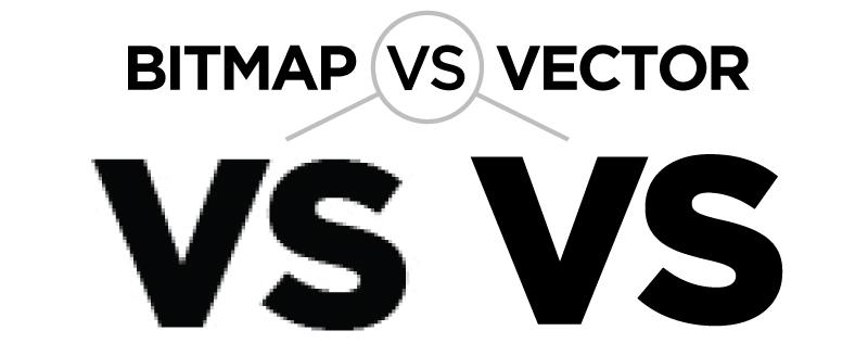 pixels vs. vectors: 폰트